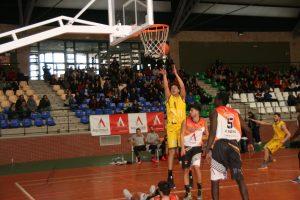 Crónica Quesería La Antigua VS Carbajosa Basket